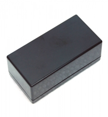 Plastic Box 95x48x38mm Black