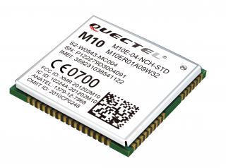 QB SMD, GSM/GPRS-12, TCP/IP, OCPU - 3MB/9MB/3MB