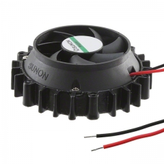 LED Active Cooling Module O60x19mm; 2.8°C/W; for 25W A19 LED Bulb