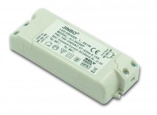 CC 350mA@14~31.5V, 100~250VAC, IP20