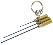 set of desoldering tip drills for DRxx des. irons