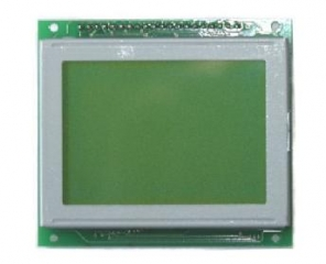 128x64pix, 93x70x14.5мм; STN; W LED B/L