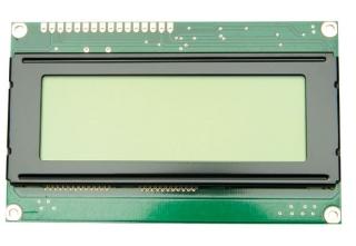 20Х4 LCD STN 146.0x62.0x14.5mm B/L LAT+CYR FONT