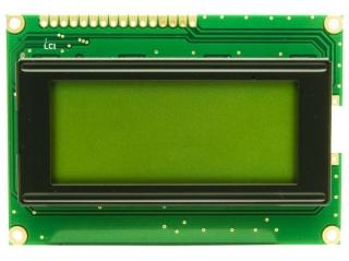 16Х4 LCD STN 87.0x60.0x14.0mm, B/L LAT+CYR FONT
