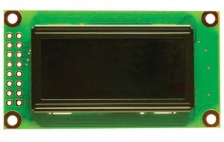 8Х2 LCD STN 58.0x32.0x13.8mm B/L LAT+CYR FONT