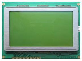 240x128 pix, 144x104x15mm FSTN CCFL B/L GRAPH