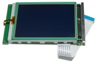 320x240 pix, 167x109x12,5mm FSTN CCFL B/L TSCR