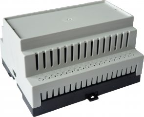 Type 1050, Complete knock-out ventilated