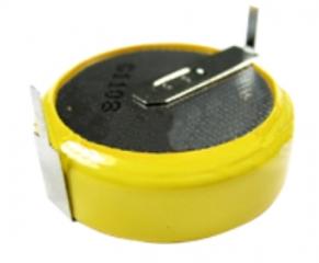 батерия литиева, 3V/1000mAh, хоризонтален монтаж