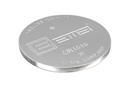 батерия литиева, 3.0V/70mAh