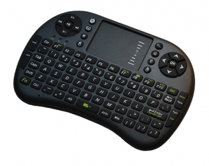 ULTRA LIGHT MINI WIRELESS GAMER KEYBOARD AND TOUCHPAD