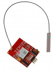 GSM/GPRS/Bluetooth 3.0 shield for OLIMEXINO-NANO with SIM800H quad band module