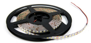 Flexible LED Strip, 5050, 6000-6500K, 720lm/m, 14.4W/m, 60 leds/m, 12V