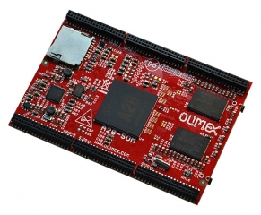 System on chip module, with A20 Dual Core Cortex-A7 processor