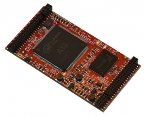 System on chip module, with A13 Cortex-A8 ARM processor