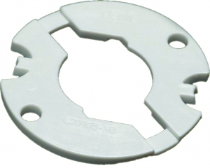 Led Holder Stella, CXA/B 15-18, Screw Fastening, Material-PC O37x2mm