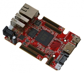 OPEN SOURCE HARDWARE EMBEDDED ARM LINUX SINGLE BOARD COMPUTER WITH ALLWINNER A20