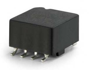 PLC Transformer, Turns Ratio 1:1, 1.3mH, HV 6 kVrms, V=500Vrms