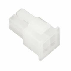 Receptacle connector, 4.20mm 2X2P 13A/600V