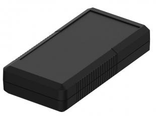 Box BOS;196x100x40mm;IP40; Battery;Black