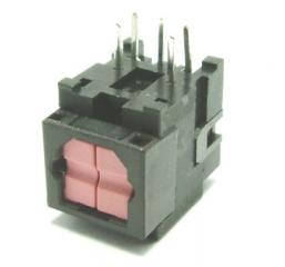 Fiber Optics Connector, Receiver Type