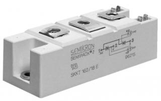 Thyristor Module, Vrrm 1400V, Itav 156A