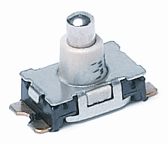 Micro Mini Surface Mount Detect Switche, SPST NO, Top Act ,32VDC, 0.01A || Data Code 2006