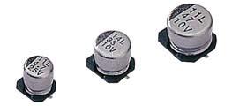 cap.el., 20%, -55~105°C, Low ESR D4xL5.4mm KJ El-cs
