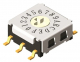 Rotary Code Switch, 16 positions