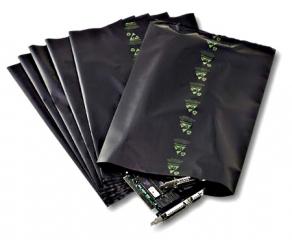 Antistatic bag 150x200mm, black