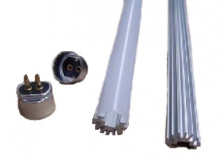 T5 Led Tube Body, L-600mm