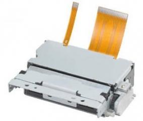 Print.mechanism 432 dot/l, 58mm paper, 150mm/sec, w/auto-cutter