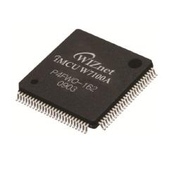 Internet MCU;8051 Core+Hardwired TCP/IP+MAC+PHY;8 bit;25MHz