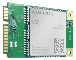 GSM UC20-EB MINIPCIE (R03A11) | QUECTEL | GSM Modules | Online shop