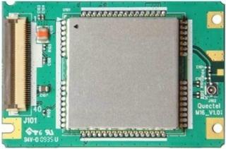 QB FFC, GSM/GPRS-12, TCP/IP, U.FL ant