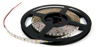 Flexible LED Strip, 3014, 3000K, 588lm/m, 7.2W/m, 60 leds/m, 24V, CRI80