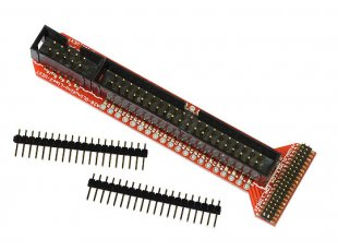 A20-OLinuXino-LIME2-UEXT, LIME GPIO2 LCD STEP ADAPTER