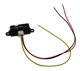 THE SHARP DISTANCE SENSORS ARE A POPULAR CHOICE FOR MANY PROJECTS THAT REQUIRE A