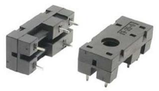 Relay Socket; SPDT; PCB