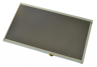 10-inch LCD display with resistive touchpanel, suitable for and tested with Allw