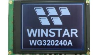 Graphic,320x240 pix,160x109x13mm,STN Neg.Blue,White LED B/L