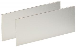Alurail;Front Panel ARPMG 75/42-52.5;Al