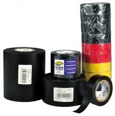 PVC лента изолационна 19мм х 10м черна 5200