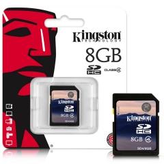 8GB SDHC (Class 4)