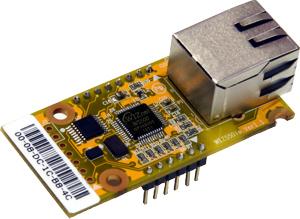 W5500 + MAG Jack io Module; HW Revision 1.3