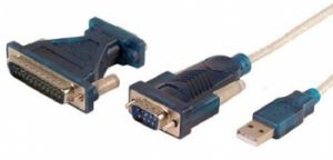 USB-A Male to RS232  cablе lenght 1.5 meters
