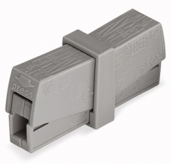 CAGE CLAMP® Terminal block, pluggable, 1.0 - 2.5 mm, 2 pos, 400V/24A
