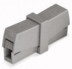 CAGE CLAMP® Клема за бърза връзка, 1.0 - 2.5 мм, 2 позиции, 400V/24A