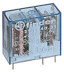 10A/12VDC 220Ohm SPDT