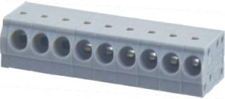 7A 300V AC AWG22-18mm; spring